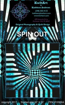 Spin Out Pattern