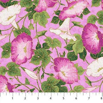 Morning Glory Shimmer Lilac Multi