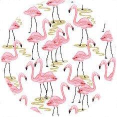 Andreas silicone trivets flamingos 8