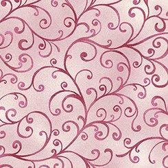 Ariel Scroll Scroll Lt.Pink