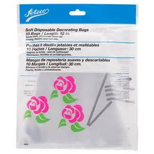 Ateco 12in disposable decorating bags 10pc