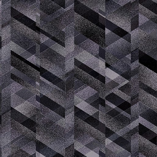 Pearl Prism Texture Charcoal Gray