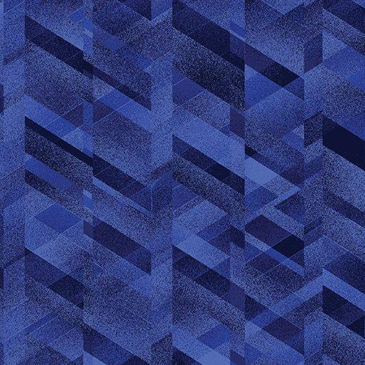 Pearl Prism Texture Cobalt Blue
