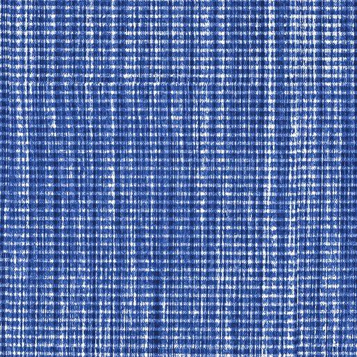 Pearl Thatch Texture Cobalt Blue