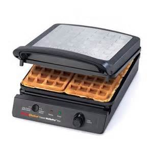 Chef's Choice classic wafflepro 854
