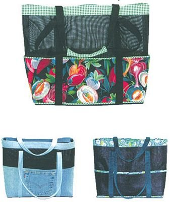 Tote It Screen Play 6 Pattern