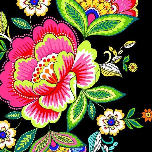 Dazzling Garden Dazzling Bouquets Black