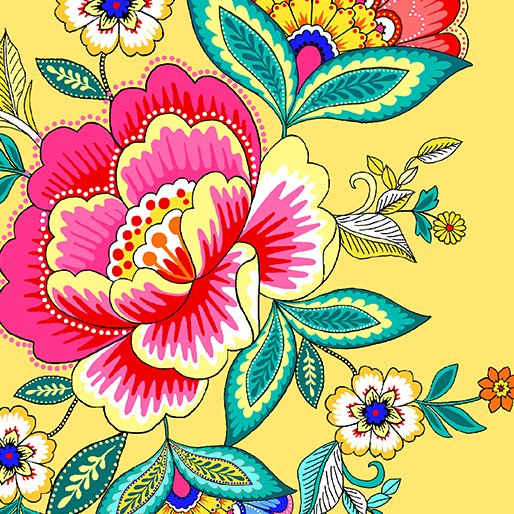 Dazzling Garden Dazzling Bouquets Yellow