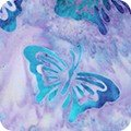 Butterfly Blooms Lavender