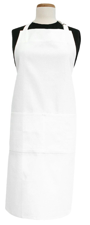 Ritz Royale apron white