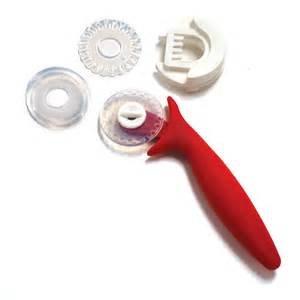 Norpro triple blade wheel cutter