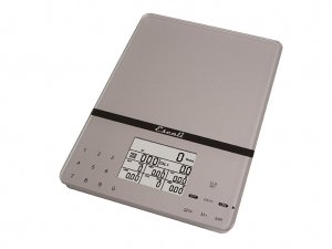 Escali Cesto digital nutrition tracking scale