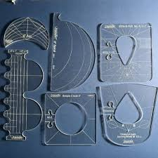 Westalee Template Samper Set Low Shank