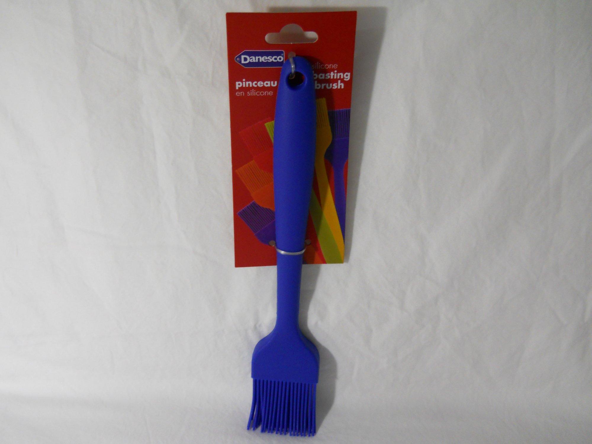 Danesco silicone basting brush 10 blue
