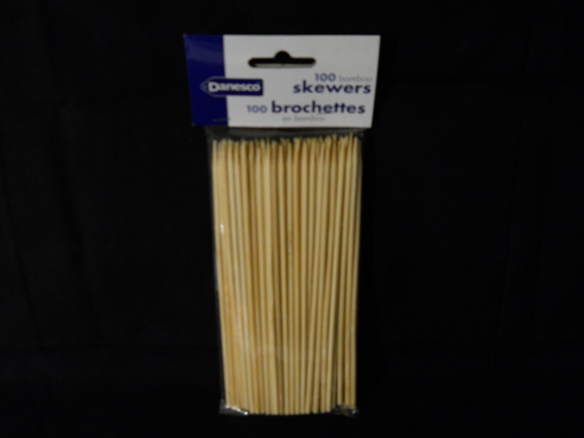 Danesco bamboo skewers 6