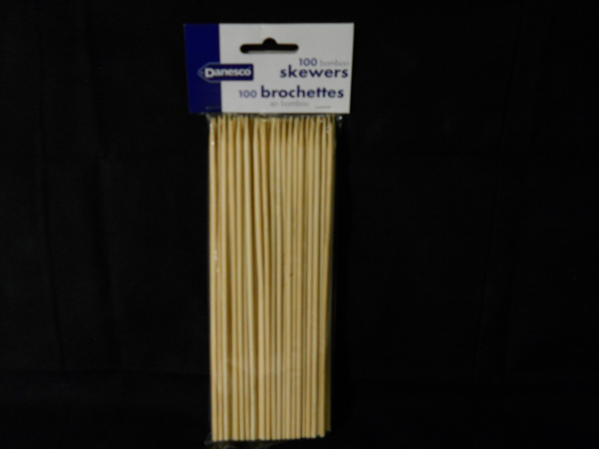 Danesco bamboo skewers 8