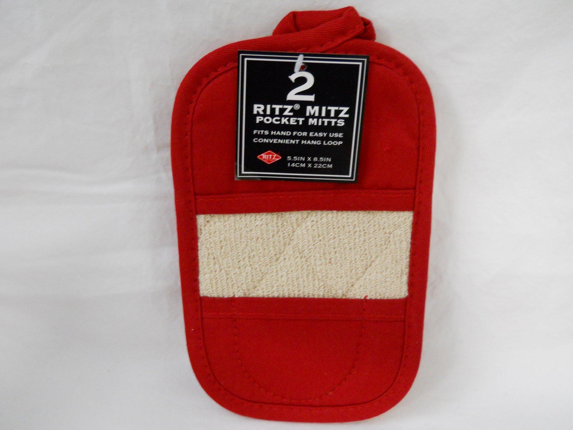 Ritz Mitz pocket mitts paprika