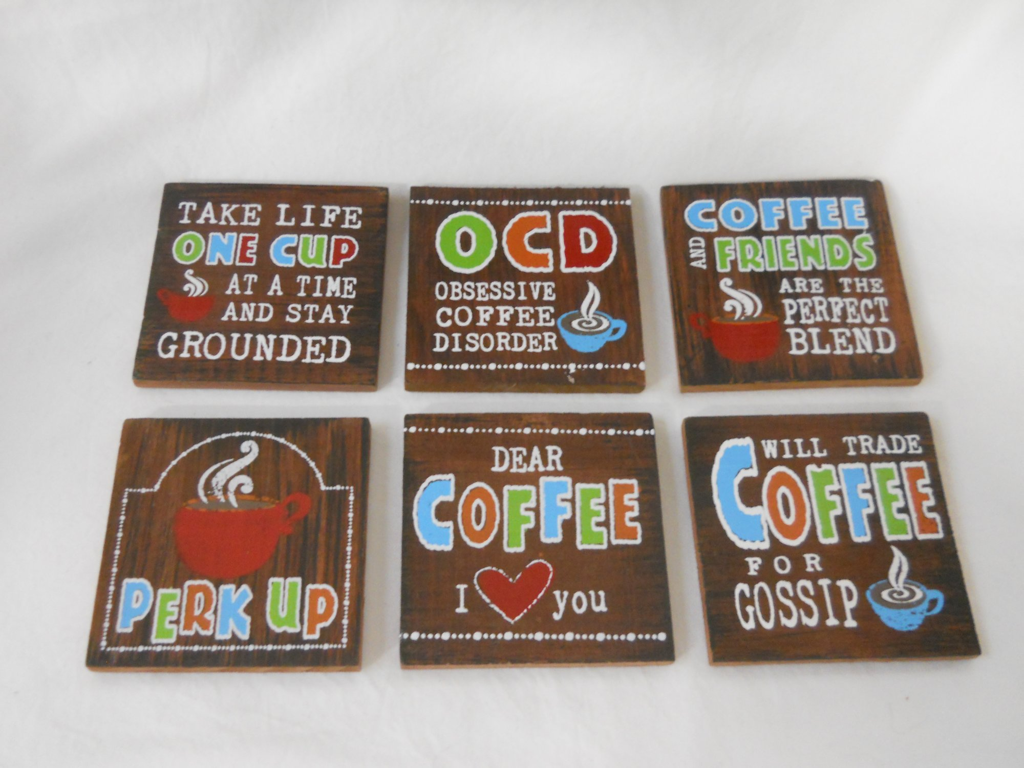 Ganz magnet Coffee assorted