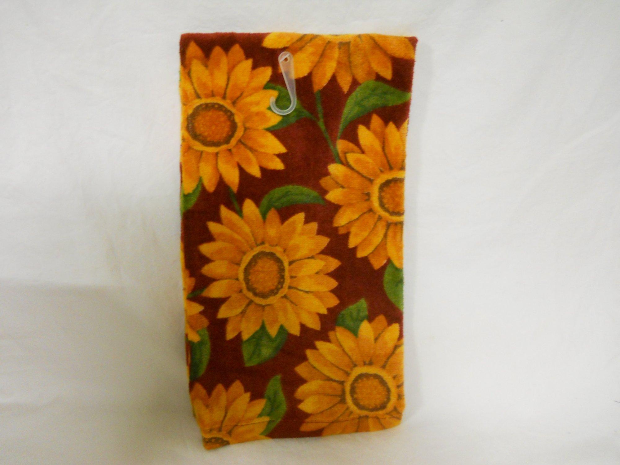 Ritz kitchen towel sunflower