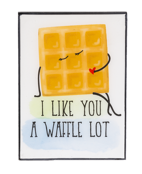 Ganz Mini I like you a Waffle Lot