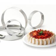 de Buyer SS Giant Extendable Pastry Ring