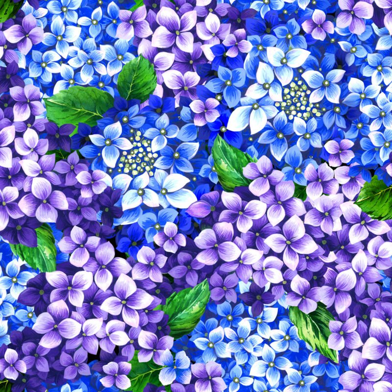 Fantasy 2 Flower Cluster