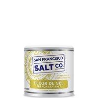 San Francisco Salt Co. Fleur De Sel French Sea Salt