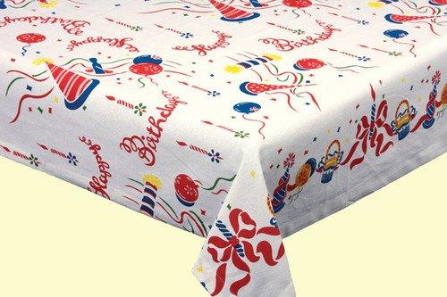 Tablecloth Happy Birthday