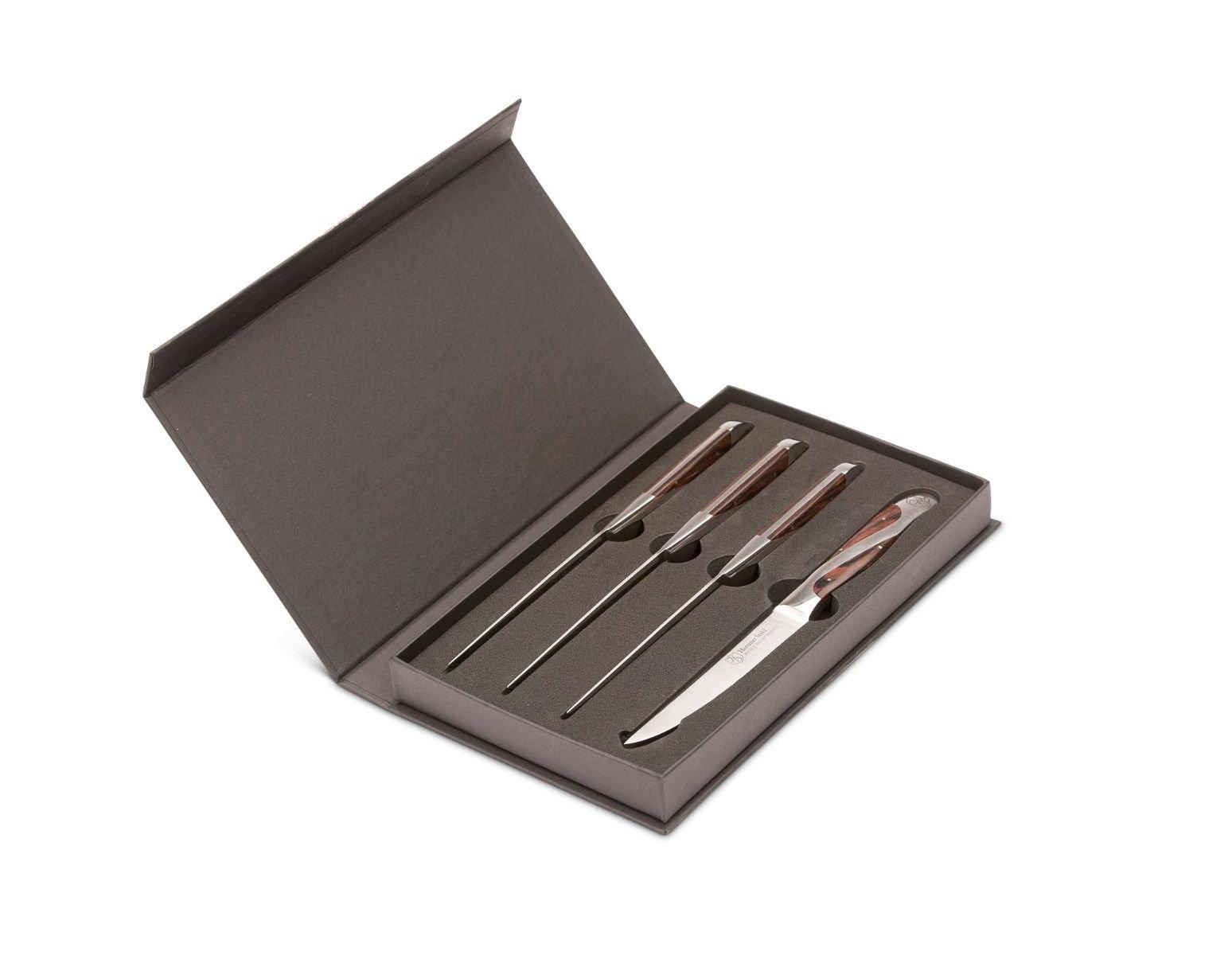 Hammer Stahl 4pc Steak Knife Set