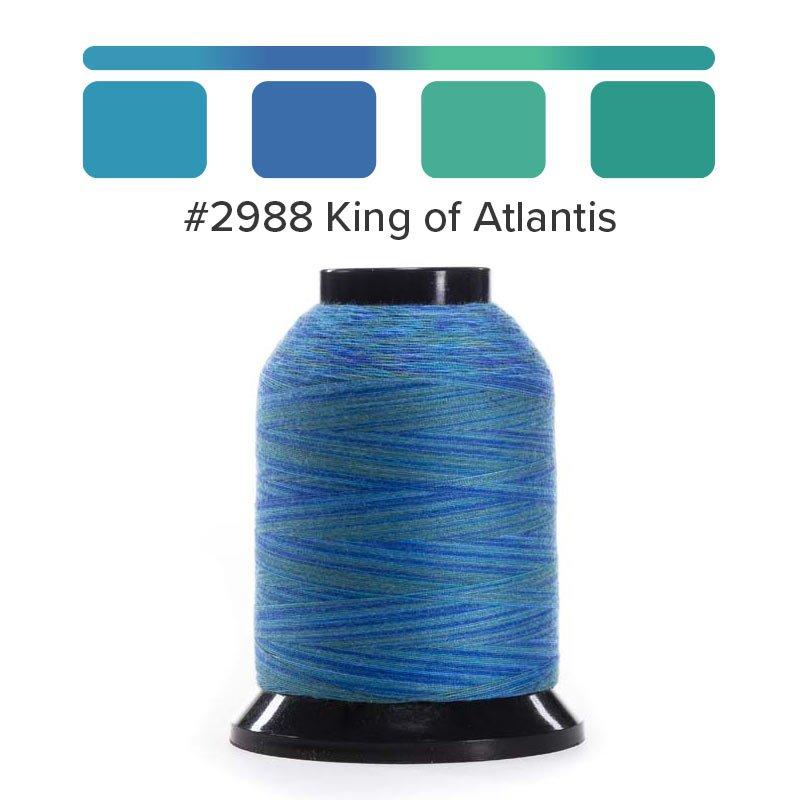 Finesse-2988 King of Atlantis