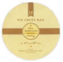 Mrs. Anderson's pie crust bag 14