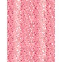 Prelude Wavy Stripes Pink