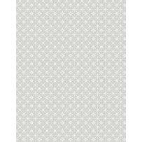 Silver Linings Grid Gray