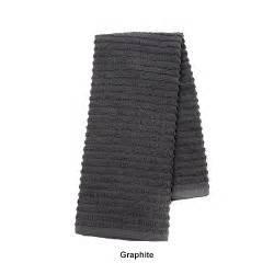 Ritz Royale solid kitchen towel graphite