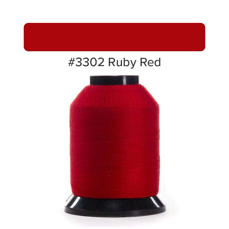 Finesse-3302 Ruby Red