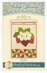 Vintage Blessings  June Pattern