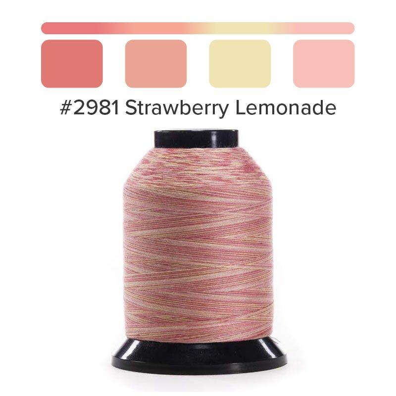 Finesse-2981 Strawberry Lemonade