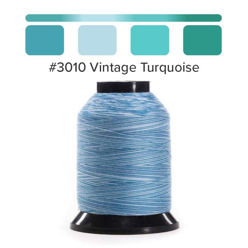 Finesse-3010 Vintage Turquoise