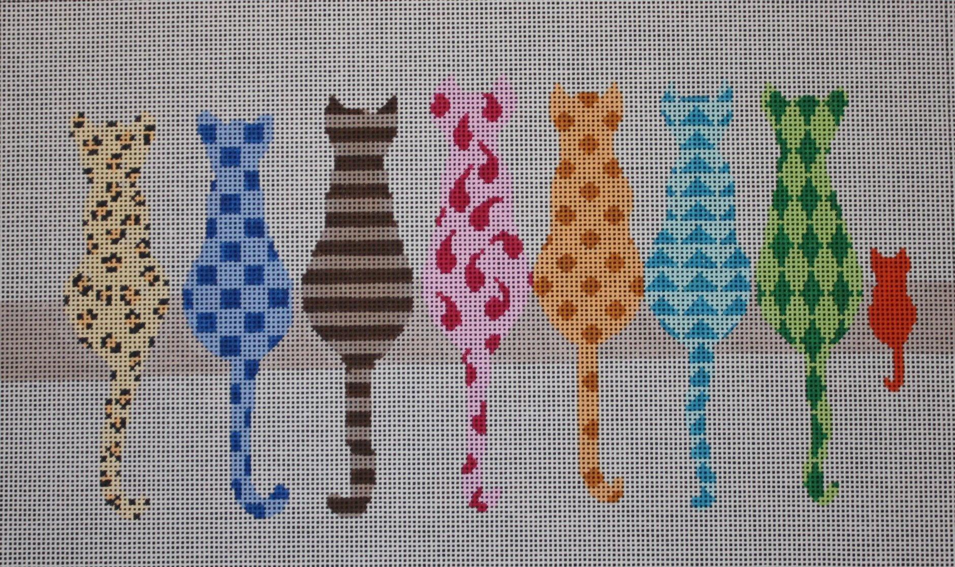 ASIT076 Cat Party