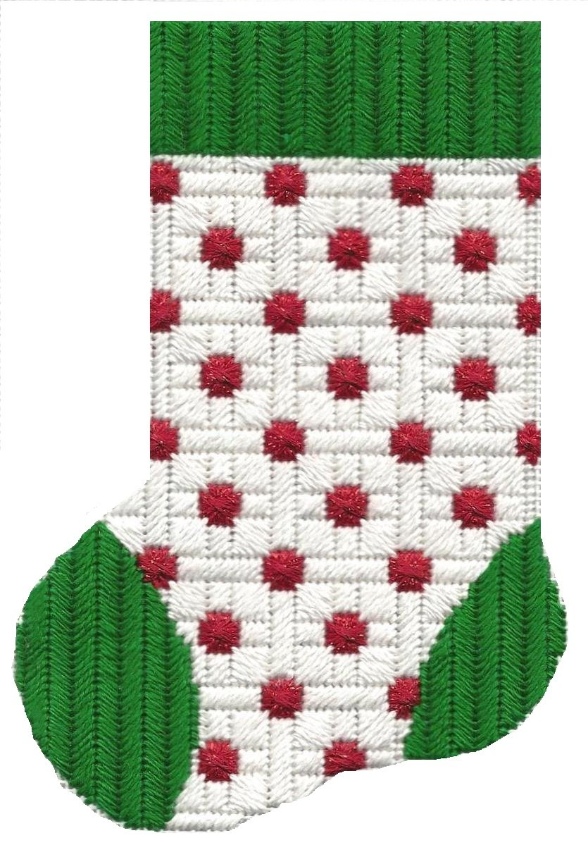 ASIT100 Mini Sock red dot SG