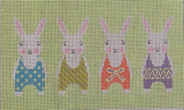 ASIT106 4 Boy Bunnies