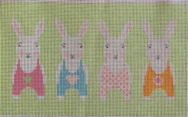 ASIT107 4 Girl Bunnies