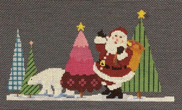 ASIT202a Santa and Polar Bear