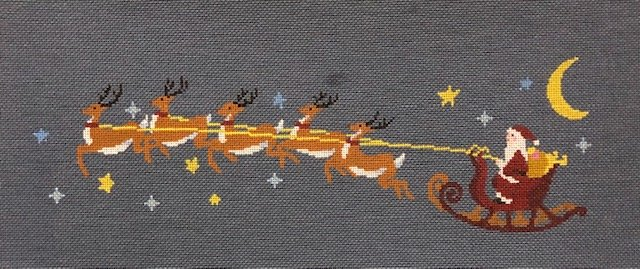 ASIT202h Santa and Reindeer