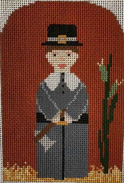 ASIT237 Pilgrim Man