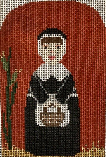 ASIT238 Pilgrim Woman