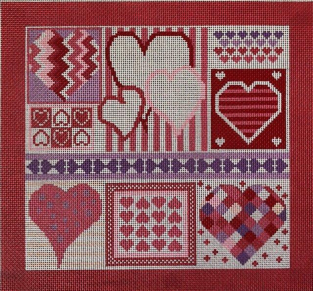 ASIT243 Valentines Collage