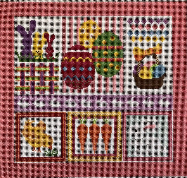 ASIT244 Easter Collage
