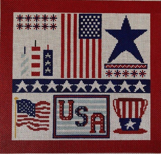 ASIT247 USA Collage