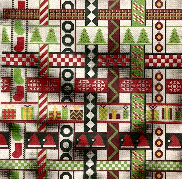 ASIT257 Christmas Ribbons